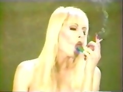 a smokin